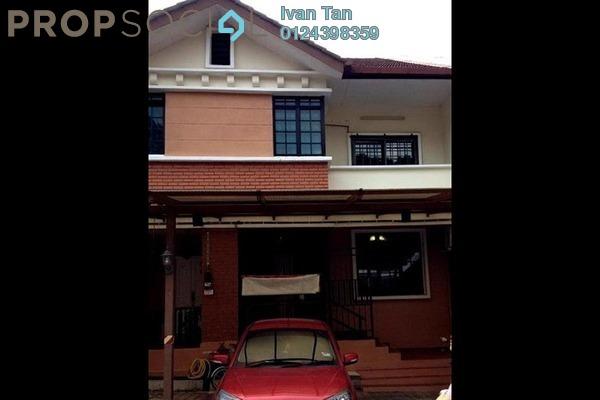 For Sale Terrace at 202 Desa Cahaya, Ampang Hilir Freehold Semi Furnished 4R/3B 1.1m