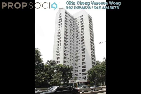 For Rent Condominium at Menara Bangsar, Bangsar Freehold Fully Furnished 3R/3B 4k