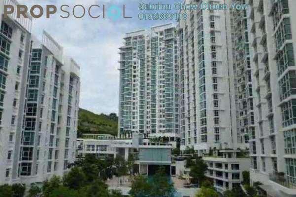For Rent Apartment at Sunway Vivaldi, Mont Kiara Freehold Semi Furnished 4R/4B 13k