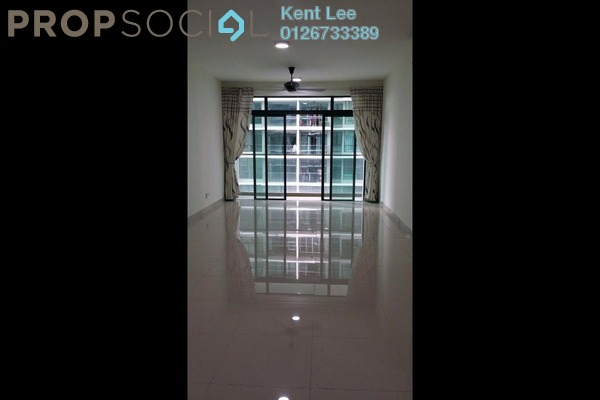 For Sale Condominium at The Z Residence, Bukit Jalil Freehold Unfurnished 3R/2B 676k