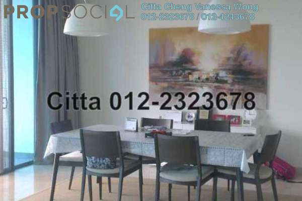 For Rent Condominium at 11 Mont Kiara, Mont Kiara Freehold Fully Furnished 4R/5B 12.5k
