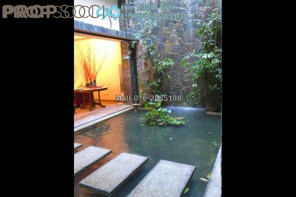 For Rent Bungalow at Ukay Heights, Ukay Freehold Semi Furnished 8R/8B 15k