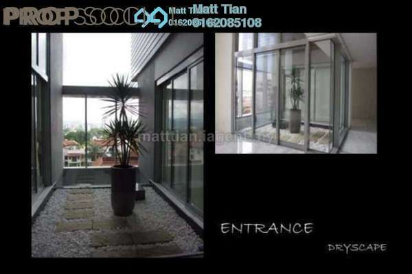For Rent Condominium at The Katana Residences, Ampang Hilir Freehold Semi Furnished 4R/5B 12k