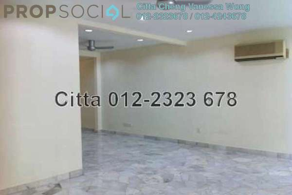 For Rent Terrace at Taman Sri Hartamas, Sri Hartamas Freehold Semi Furnished 3R/3B 3k