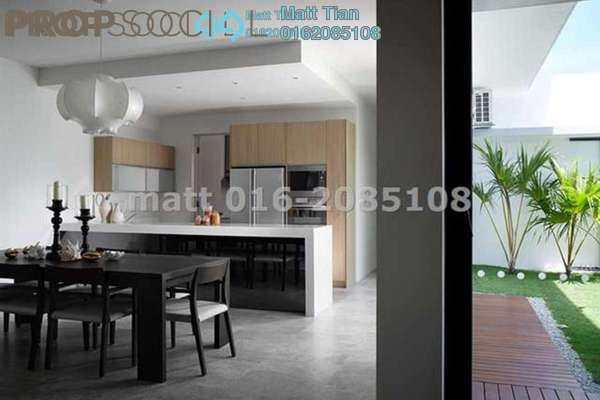 For Sale Semi-Detached at 20trees, Melawati Freehold Semi Furnished 5R/6B 2.55m