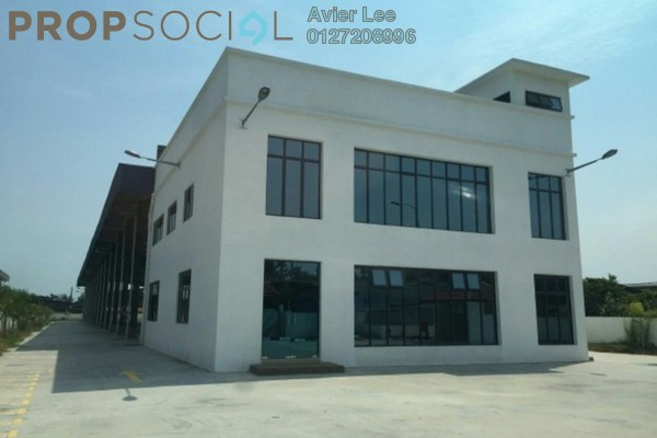 For Rent Factory at Kapar Industrial Park, Kapar Freehold Unfurnished 0R/3B 20k