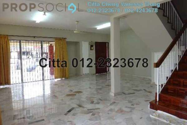 For Rent Terrace at Desa Sri Hartamas, Sri Hartamas Freehold Semi Furnished 4R/3B 4k