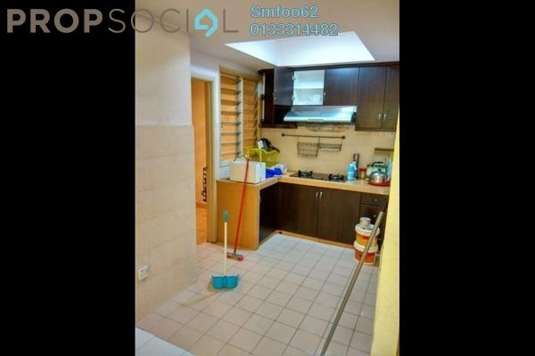 For Rent Condominium at Mawar Apartment, Sentul Leasehold Semi Furnished 3R/2B 1.6k