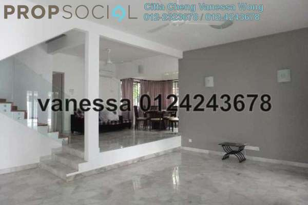 For Rent Terrace at Taman Sri Hartamas, Sri Hartamas Freehold Semi Furnished 4R/3B 5.5k