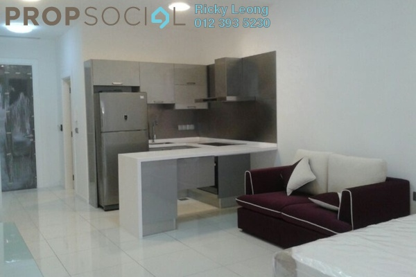For Sale SoHo/Studio at M Suites, Ampang Hilir Freehold Fully Furnished 1R/1B 700k