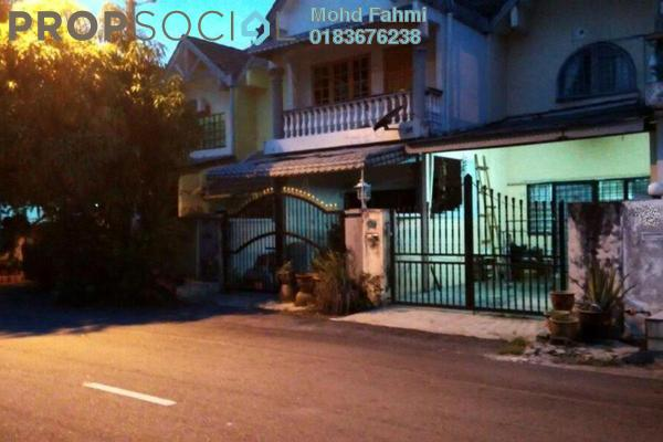 For Sale Terrace at Taman Dagang, Ampang Leasehold Unfurnished 3R/2B 440k
