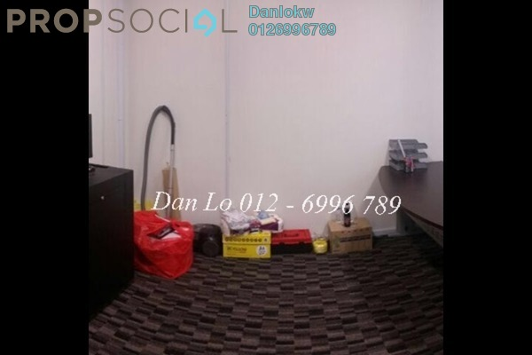 For Rent Office at Soho Suites, KLCC Freehold Semi Furnished 1R/1B 2.95k