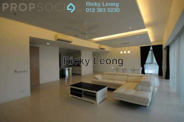 For Sale Condominium at Zehn Bukit Pantai, Bangsar Leasehold Fully Furnished 4R/3B 2.58m