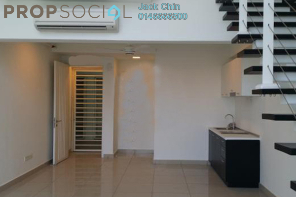 For Rent Condominium at The Scott Garden, Old Klang Road Freehold Semi Furnished 1R/2B 1.7k