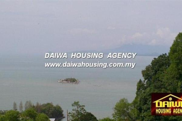 For Sale Bungalow at Pearl Hill Villa, Tanjung Bungah Freehold Fully Furnished 6R/5B 8m
