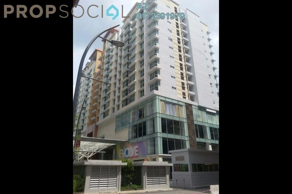 For Sale Condominium at G Residences @ Pacific Place, Ara Damansara Leasehold Fully Furnished 3R/2B 884k