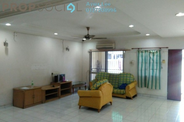 For Rent Terrace at Taman Bayu Perdana, Klang Freehold Fully Furnished 4R/3B 1.3k