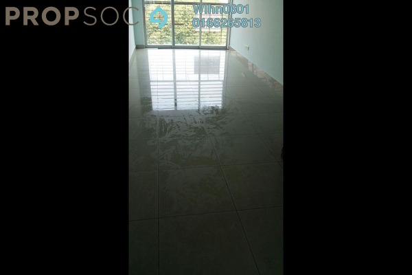 For Rent Condominium at SuriaMas Suites, Johor Bahru Freehold Semi Furnished 2R/1B 1.3k