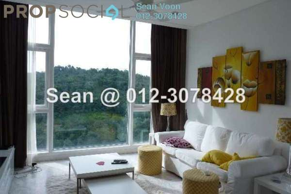 For Rent Condominium at Kiara 9, Mont Kiara Freehold Semi Furnished 3R/4B 6.5k