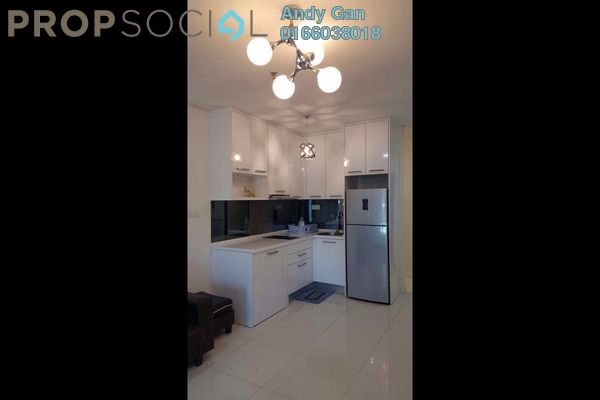 For Rent Condominium at Summer Suites, KLCC Leasehold Fully Furnished 1R/1B 1.9k