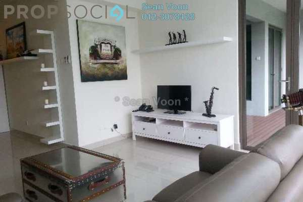 For Rent Condominium at Ara Hill, Ara Damansara Freehold Fully Furnished 2R/2B 3.5k