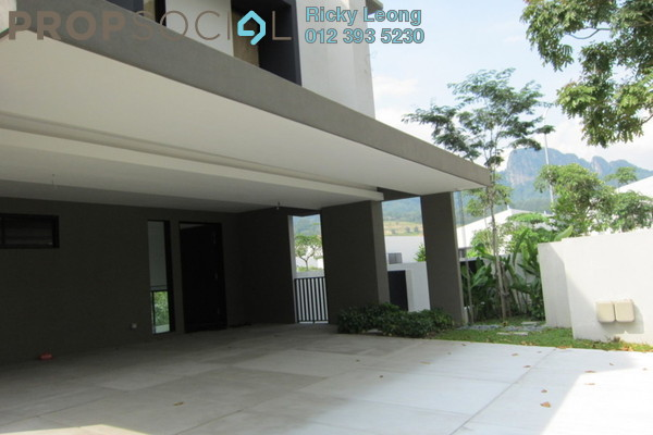 For Sale Bungalow at 20trees West, Melawati Freehold Semi Furnished 6R/6B 3.4m