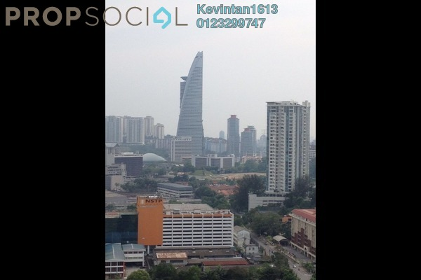 For Rent Serviced Residence at Gaya Bangsar, Bangsar Leasehold Fully Furnished 1R/1B 2.6k