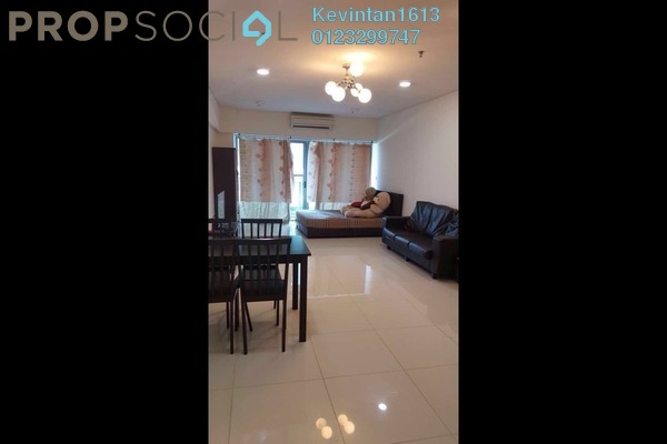 For Rent Serviced Residence at Summer Suites, KLCC Leasehold Fully Furnished 1R/1B 1.8k