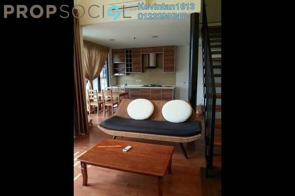For Rent Condominium at Centrio, Pantai Leasehold Fully Furnished 1R/2B 2.7k