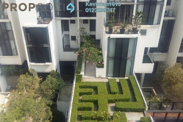 For Rent Condominium at Centrio, Pantai Leasehold Fully Furnished 1R/2B 3.6k