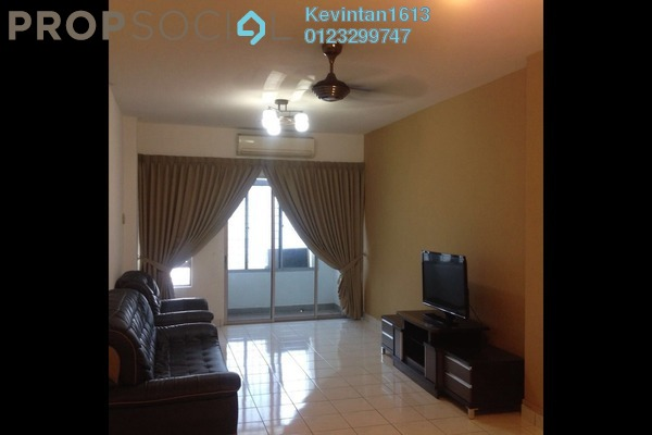 For Rent Condominium at Pantai Panorama, Pantai Freehold Fully Furnished 2R/2B 2.5k