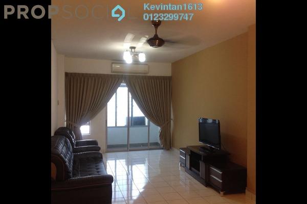 For Rent Condominium at Pantai Panorama, Pantai Freehold Fully Furnished 2R/2B 2.5千