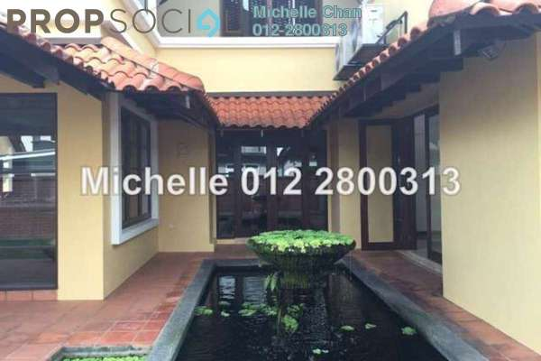For Sale Bungalow at Taman Tasik Titiwangsa, Titiwangsa Freehold Fully Furnished 4R/6B 3.8m