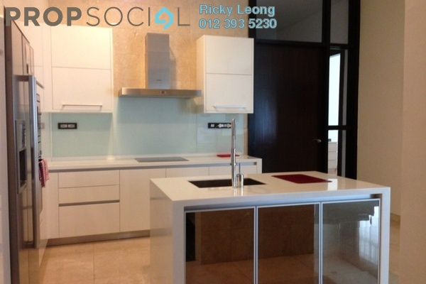 For Sale Condominium at The Pearl, KLCC Freehold Semi Furnished 3R/3B 3.49m