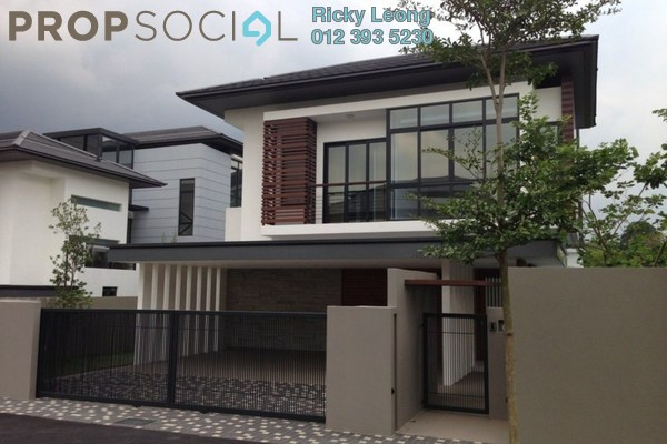 For Sale Bungalow at Seputeh Gardens, Seputeh Freehold Semi Furnished 5R/5B 6.01m