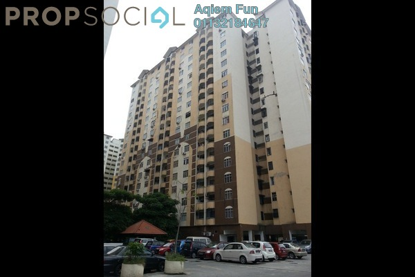 For Sale Apartment at Lagoon Perdana, Bandar Sunway Leasehold Unfurnished 3R/2B 240k