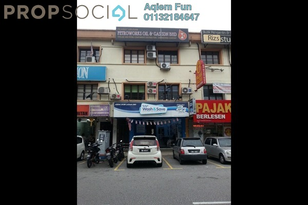 For Sale Office at Section 5, Kota Damansara Leasehold Semi Furnished 0R/2B 430k