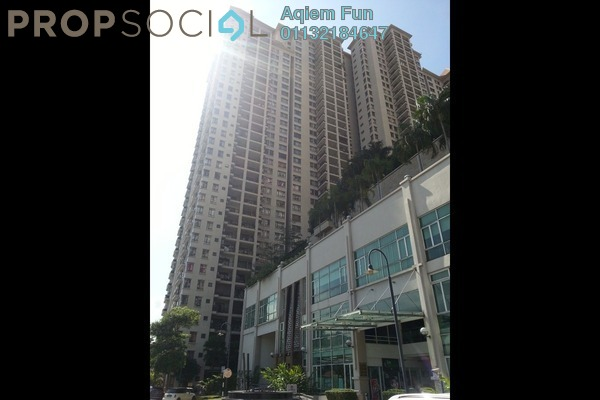 For Sale Condominium at Sri Putramas II, Dutamas Freehold Semi Furnished 3R/2B 610k