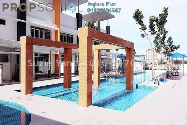 For Sale Condominium at 228 Selayang Condominium, Selayang Leasehold Semi Furnished 3R/2B 450k