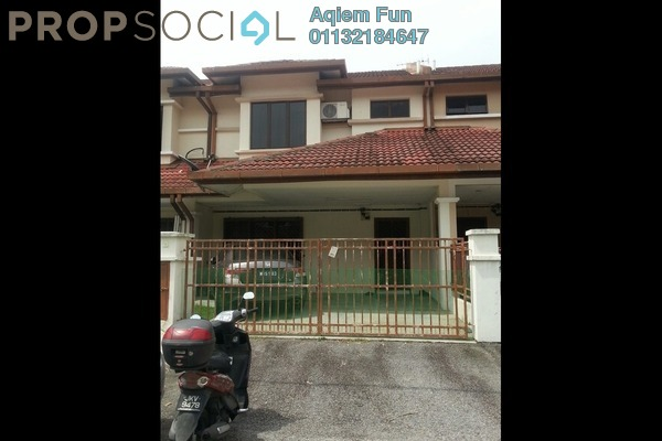 For Sale Terrace at Bayu Damansara, Kota Damansara Leasehold Unfurnished 4R/3B 1.1m