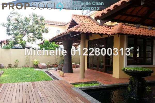 For Rent Bungalow at Taman Tasik Titiwangsa, Titiwangsa Freehold Fully Furnished 5R/5B 13k