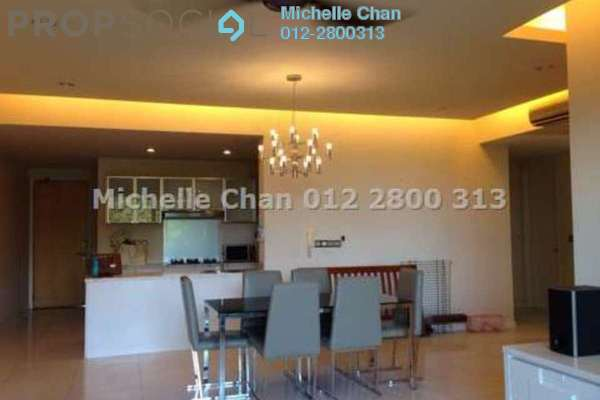 For Rent Condominium at The Maple, Sentul Freehold Semi Furnished 3R/3B 3.7Ribu