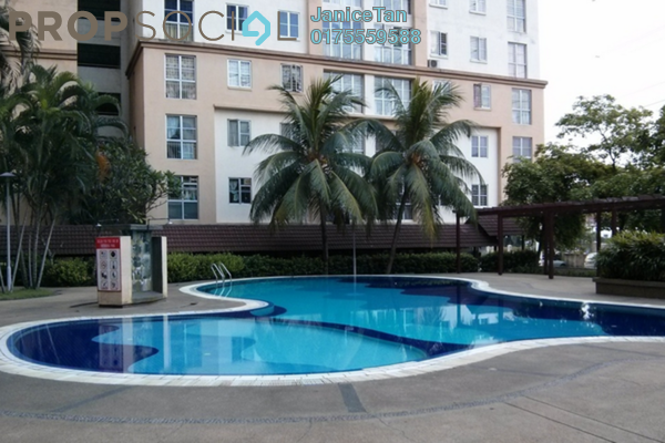 For Sale Serviced Residence at Sri Jati I, Old Klang Road Freehold Semi Furnished 3R/2B 365k