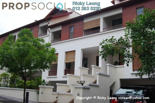 For Sale Bungalow at Sri Bukit Persekutuan, Bangsar Freehold Semi Furnished 4R/3B 2.6m