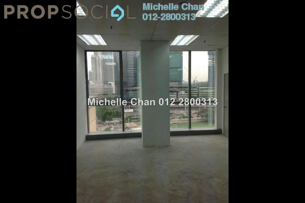 For Rent Office at Sentral Vista, Brickfields Leasehold Unfurnished 0R/0B 2.2k