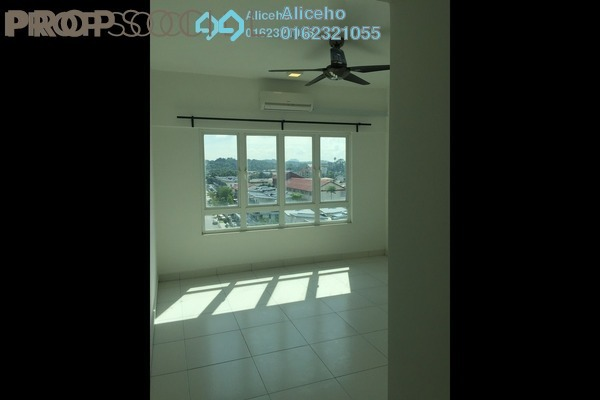 For Rent Condominium at Casa Tropika, Puchong Leasehold Semi Furnished 3R/2B 1.3k