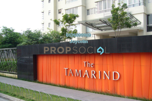 For Rent Condominium at The Tamarind, Sentul Freehold Fully Furnished 4R/3B 2.4千