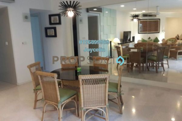 For Rent Condominium at Kiaraville, Mont Kiara Freehold Fully Furnished 4R/3B 7k