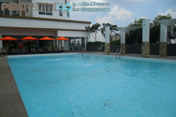 For Rent Condominium at Gaya Bangsar, Bangsar Leasehold Semi Furnished 3R/3B 5k