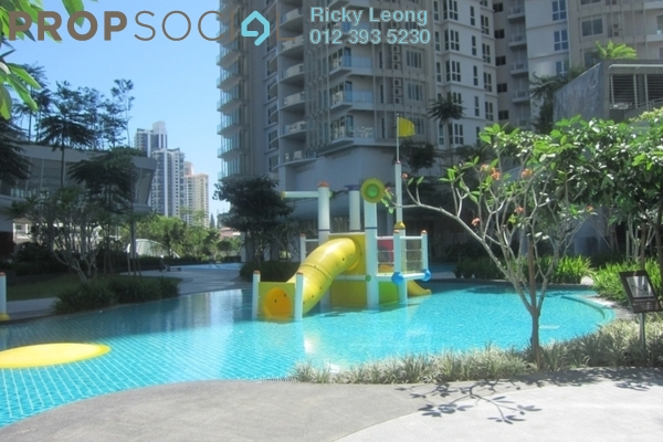 For Sale Condominium at 28 Mont Kiara, Mont Kiara Freehold Semi Furnished 3R/3B 2.08m